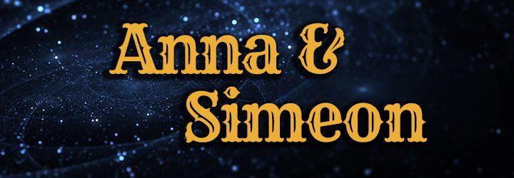 Anna and Simeon Meet Jesus Sunday School Lesson