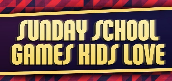5 Easy Sunday School Games for Elementary Age Kids