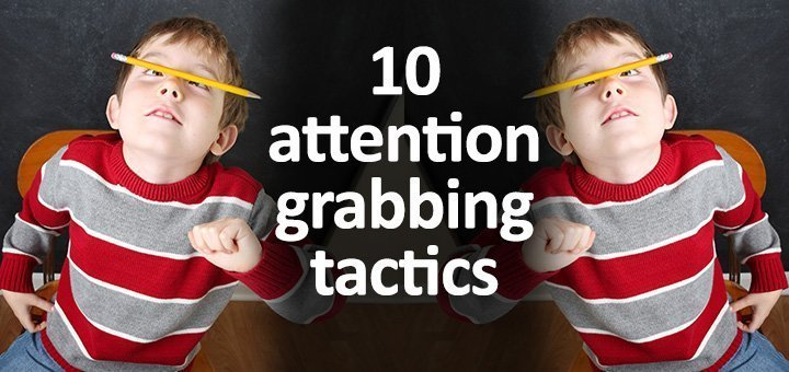 10 Ways to Keep Kid's (Boy's) Attention During Sunday School