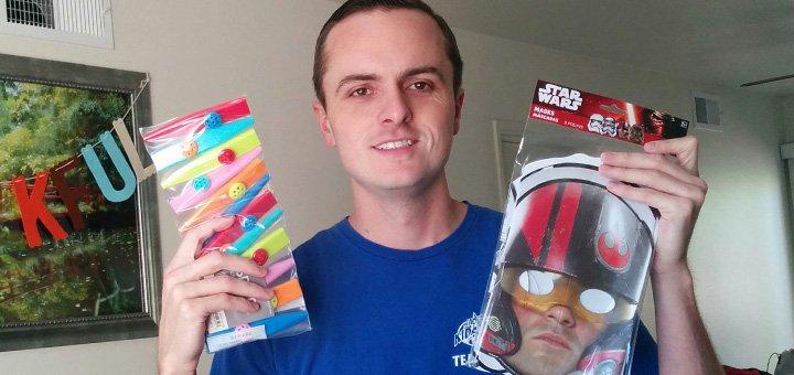 Masks-Kazoos