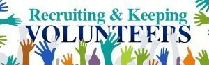 5 Methods for Recruiting and Keeping Church Volunteers