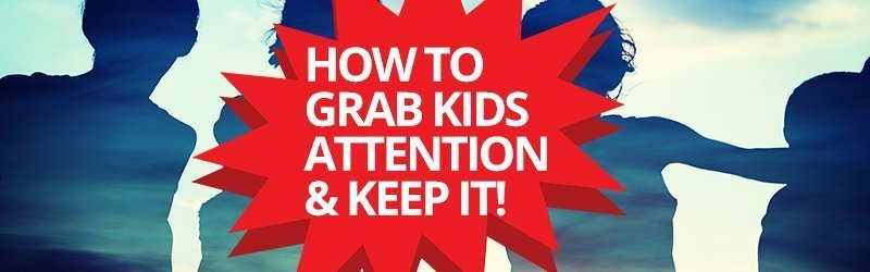 How to Grab Sunday School Kids Attention (and Keep It!) LIVE
