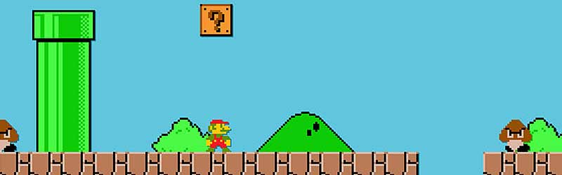 What Mario Bros can teach us about keeping the attention of your Sunday School kids