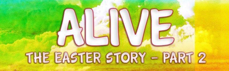 Resurrection Elementary Sunday School Lesson for Easter Sunday!