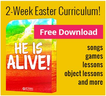 Free Easter Curriculum Download