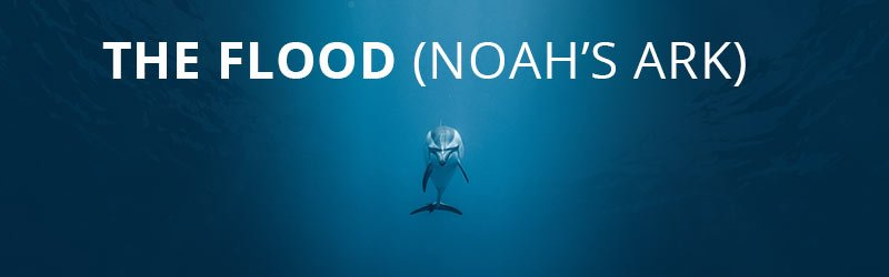 Noah and the Ark Sunday School Lesson
